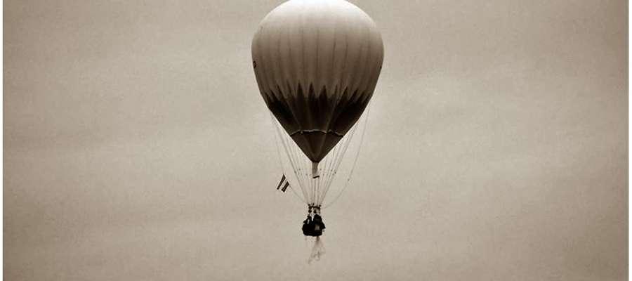 Balon nad Ornetą