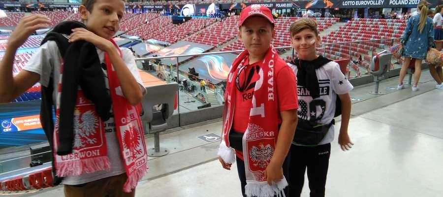 Na Stadionie Narodowym w Warszawie