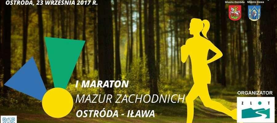 Na 1. Maraton Mazur Zachodnich zapraszamy w sobotę (23 września)