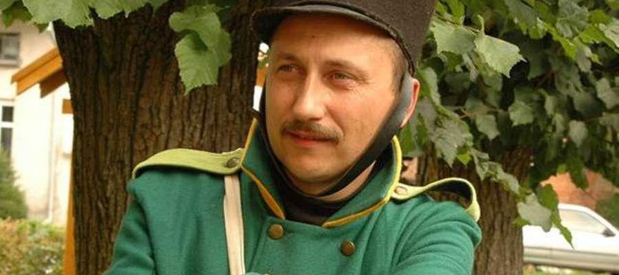 """Okładka powieści """"W służbie Bonapartego"""""""