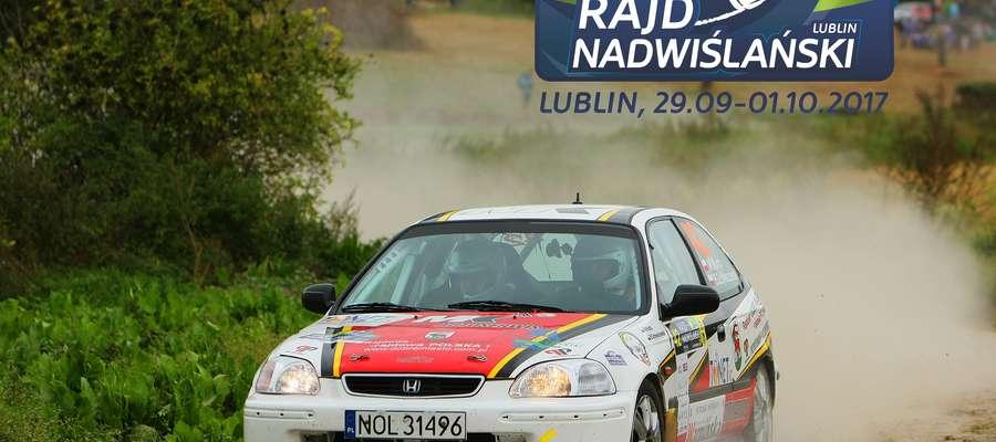 Marcin Kurp wyruszy na trasę Rajdu Nadwiślańskiego po drugi z rzędu tytuł mistrza kraju