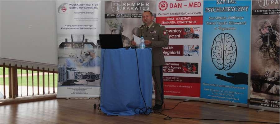 Konferencja poświęcona ratownictwu medycznemu w Porcie Ekomarina