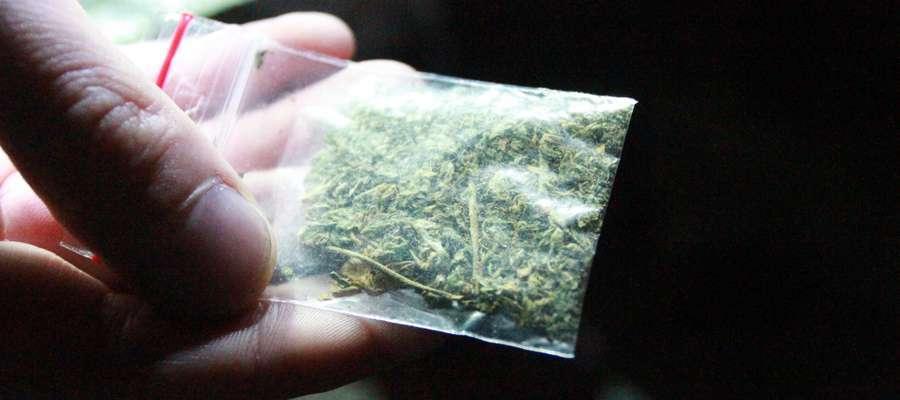 Za posiadanie marihuany Czech będzie musiał stanąć przed sądem