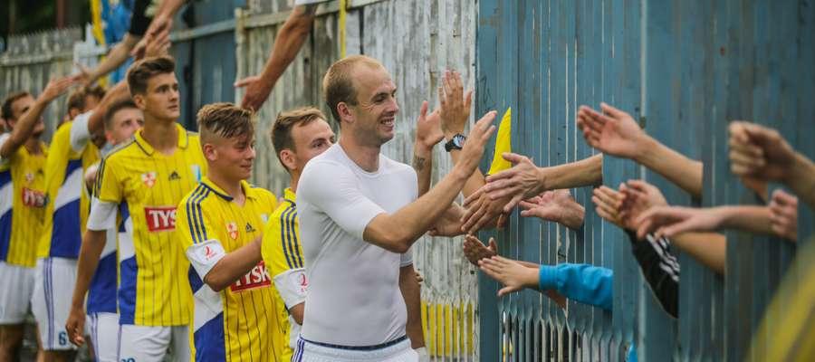 Ostatni raz piłkarze Olimpii wygrali 13 sierpnia