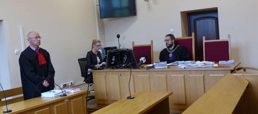 We wtorek, 5 września Sąd Rejonowy w Braniewie skazał kobietę na karę 1 roku więzienia z warunkowym zawieszeniem jej wykonania na okres lat 3