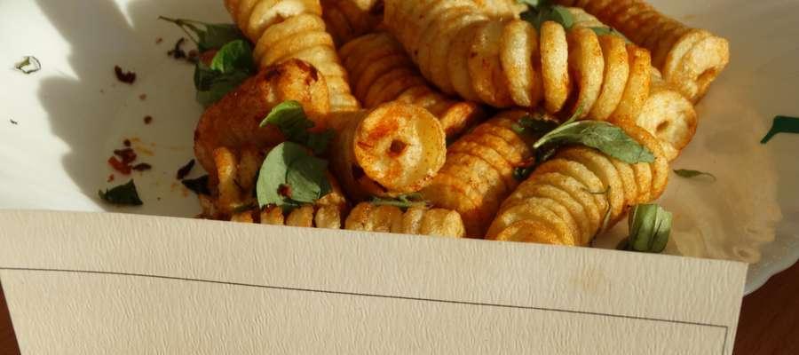 Kartofle mogą wyglądać i tak - pyry świry na łaniewskim konkursie kulinarnym