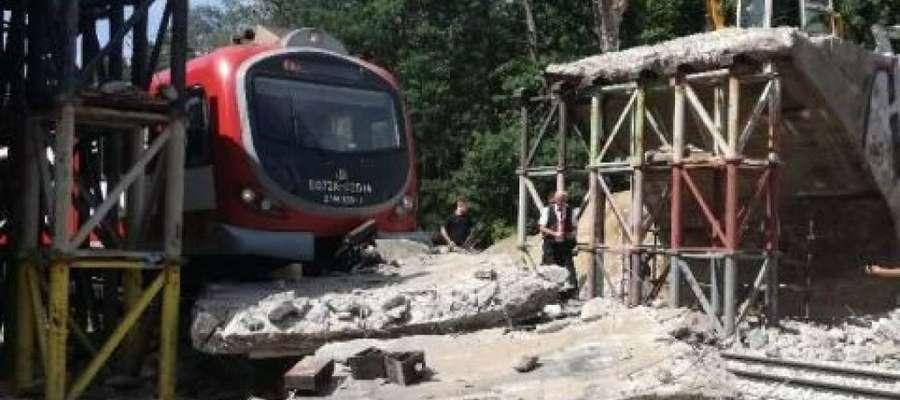 Pociąg z Bydgoszczy do Olsztyna był o krok od nieszczęścia. Do wypadku doszło w połowie sierpnia