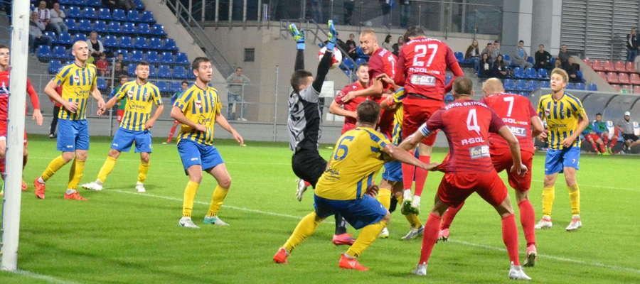 Ostatnio w lidze Sokół pewnie pokonał Tura Bielsk Podlaski, ciekawe jak w środę poradzi sobie z czwartoligowcem
