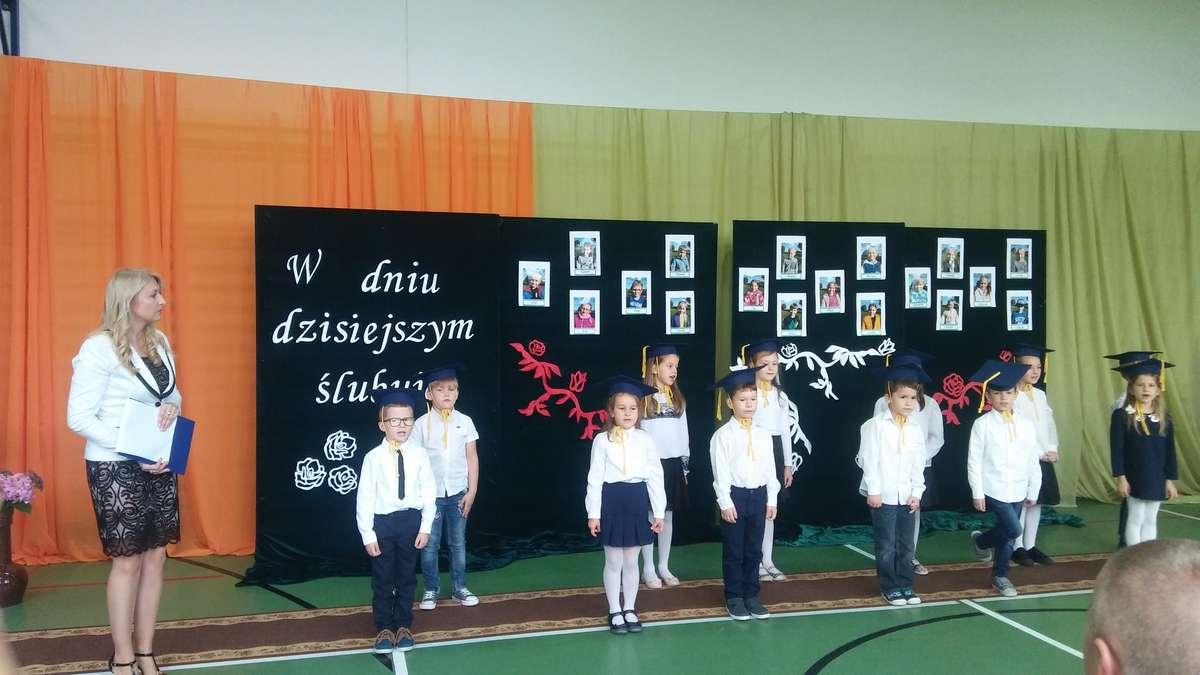 ślubowanie Pierwszaków W Szkole Podstawowej Nr 4 Bartoszyce