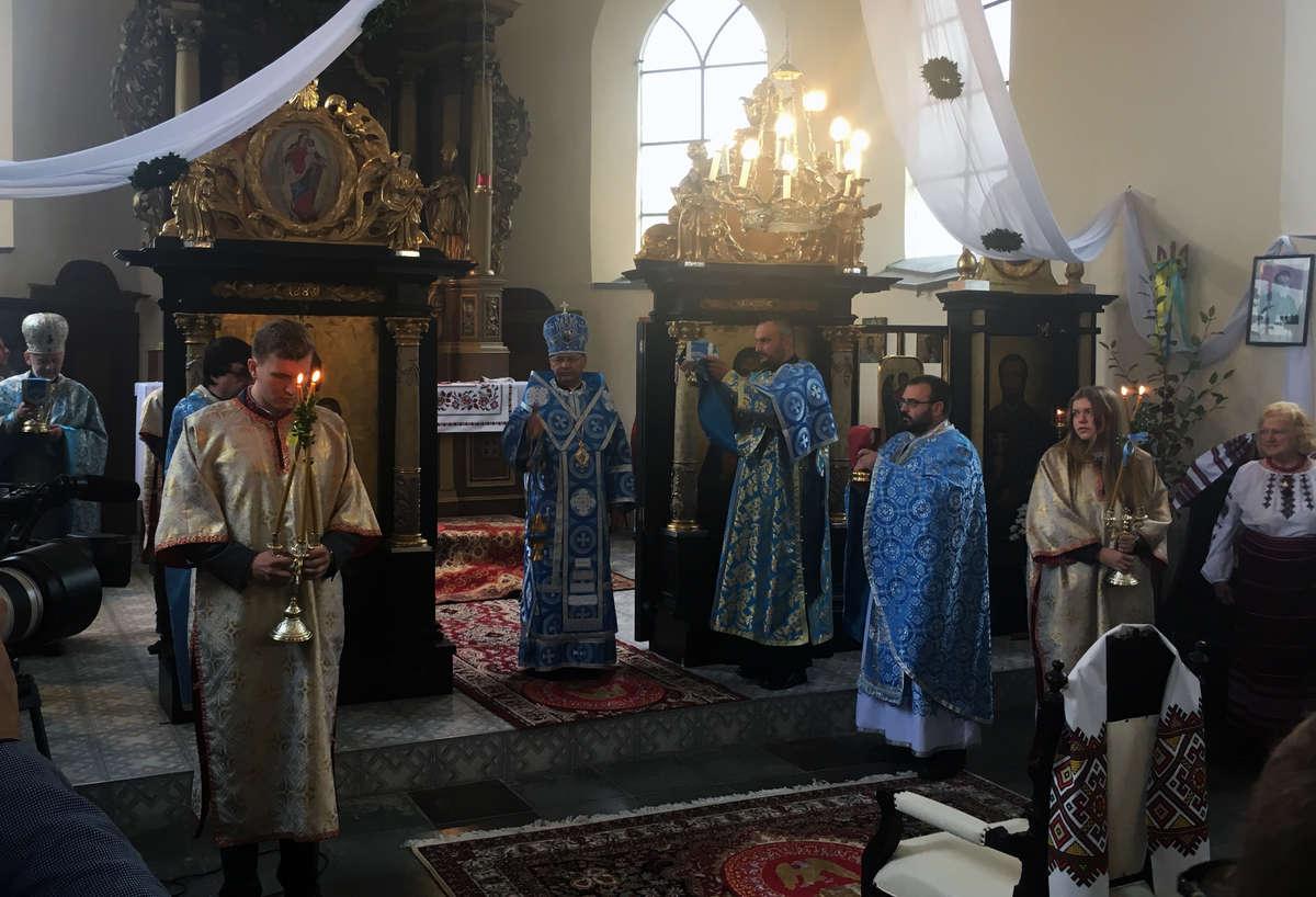 25-lecie parafii greckokatolickiej w Braniewie - full image