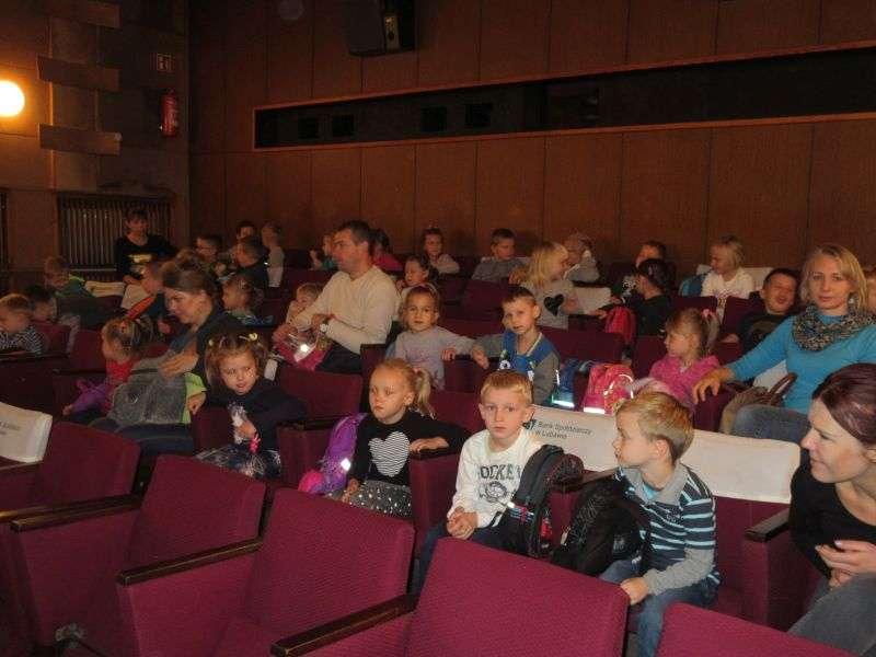 Wizyta uczniów z Zajączkowa w bibliotece w Lubawie