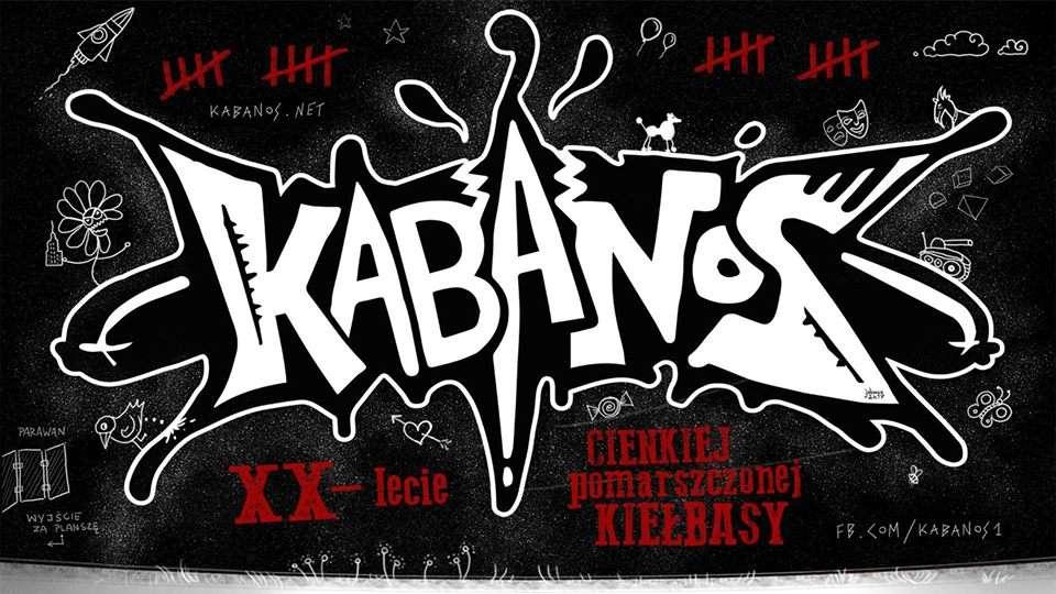 Zespół Kabanos świętuje XX-lecie - full image