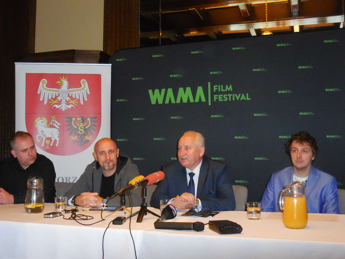 10 października rusza kolejna edycja WAMA Film Festival - full image