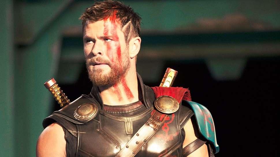 Thor. Ragnarock film helios - full image