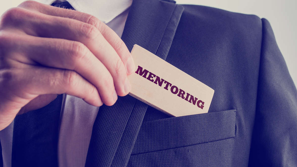 Co to jest mentoring? - full image