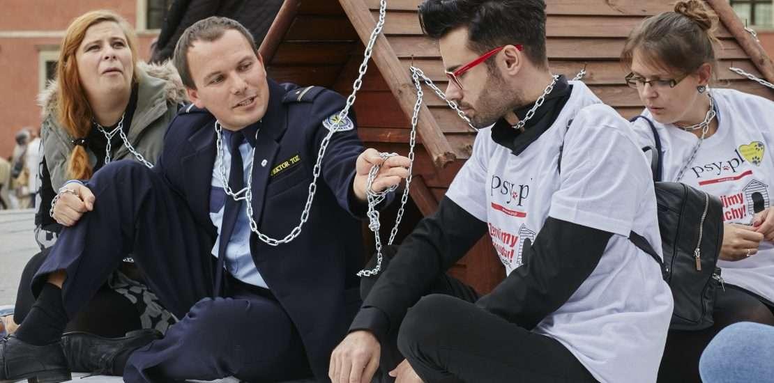 Zerwijmy łańcuchy w Olsztynie - full image