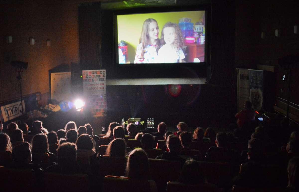 Młodzieżowy Festiwal Filmowy Moja przestrzeń - full image