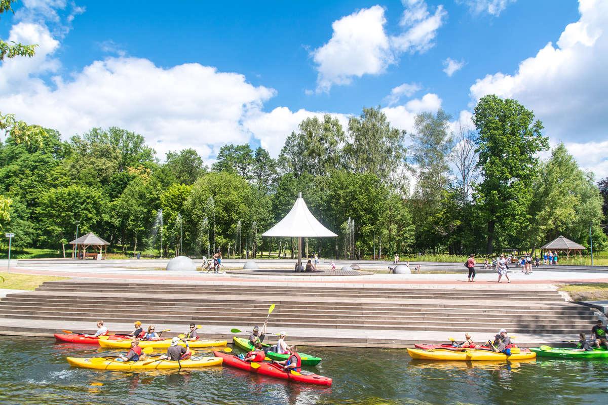 Olsztyn – w sam raz na weekend - full image