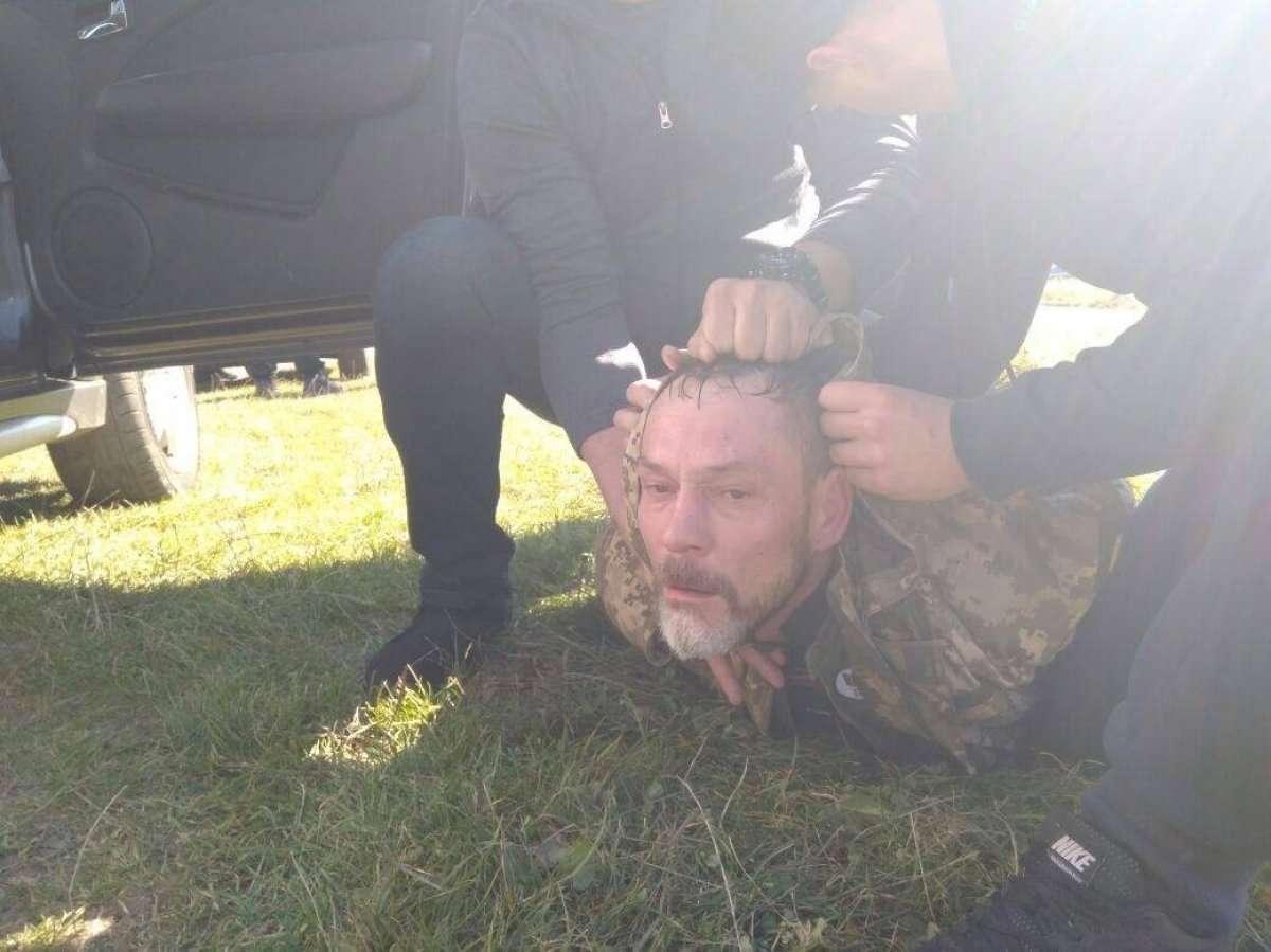 Już wiemy, kto zaatakował polski konsulat w Łucku - full image