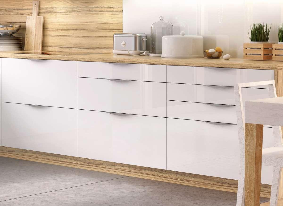 W nowoczesnej kuchni rządzą szuflady - full image