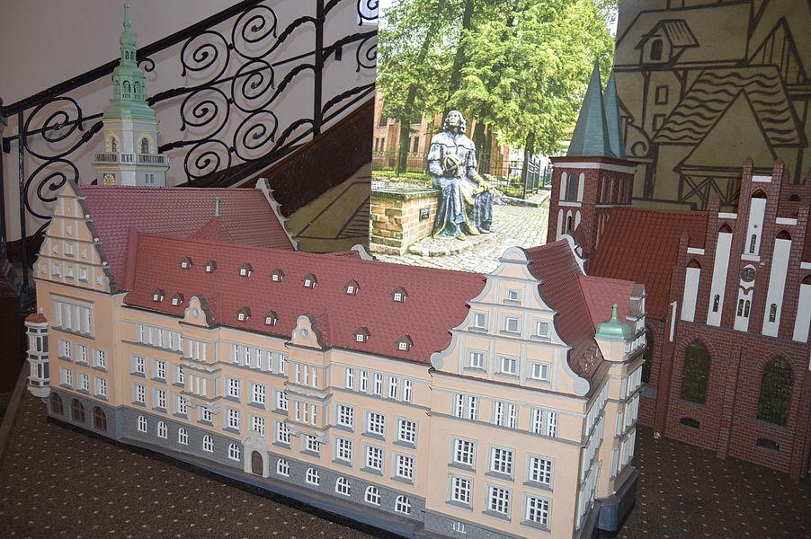 Olsztyńskie zabytki w miniaturze