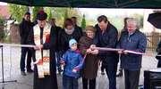 Ulica Kajki w Reszlu oficjalnie otwarta