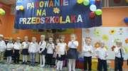 Pasowanie przedszkolaków w Przedszkolu Miejski nr 5 w Działdowie