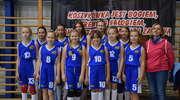 Dziewczęta z SP 5 na Basket Cup - Turnieju Mini Koszykówki