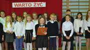 Dzień Patrona w Szkole Podstawowej im. Jana Pawła II w Kowalach Oleckich