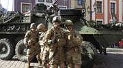 Dzień NATO w Elblągu. Amerykańscy żołnierze na Starym Mieście [film, zdjęcia]