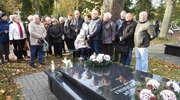Odsłonili tablicę pamiątkową na grobie Bogusława Strembskiego [zdjęcia]
