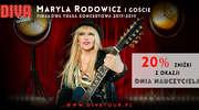 Koncert Maryli Rodowicz w Elblągu już 26 listopada 2017 w ramach trasy DIVA TOUR Finałowa Trasa Koncertowa