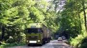 Tu ciężarówki mogą jechać ale tylko do Szeląga