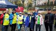 Nasi biegacze byli znakomici w Zalesiu