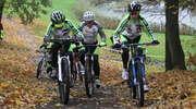 Wyniki zawodów kolarskich Cross Country Góra Zamkowa Bartoszyce XC