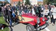 Lubawa gościła motocyklistów i właścicieli klasycznych aut