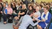 Dzień Edukacji i podziękowanie Danucie Curzydło w szkole w Prątnicy
