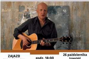Piotr Bukartyk w Przasnyszu