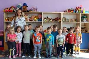 fot. Przedszkolaki w Kozłowie