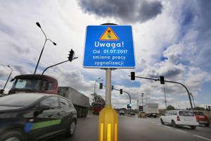 Lewoskręty na skrzyżowaniach w Olsztynie dzielą kierowców