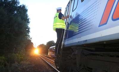 Pociąg z Olsztyna prawie zderzył się czołowo z innym składem