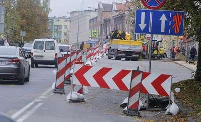 Kolejne zmiany w organizacji ruchu w centrum Olsztyna [SCHEMAT]