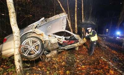 Kolejna tragedia na drodze. Nie żyje 27-letni mężczyzna