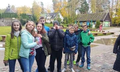 Polscy Podróżnicy z SP4 w poszukiwaniu życiowej mądrości i bohaterstwa Polaków