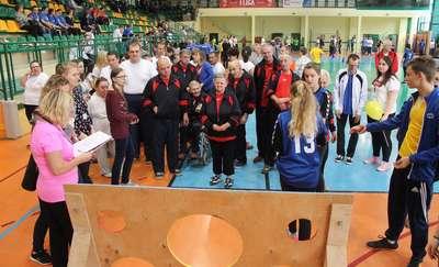 Sportowa rywalizacja osób niepełnosprawnych