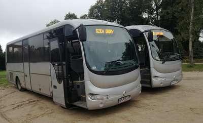 Gminne autobusy z Dywit można śledzić w specjalnym systemie. To ułatwienie dla podróżnych