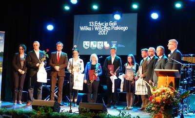 Znamy laureatów XIII edycji gali Wilka i Wilczka Piskiego