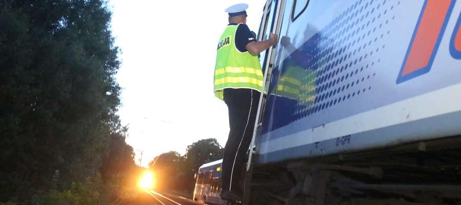 Do podobnego zdarzenia doszło trzy lata temu w Gutkowie. Pociągi również zatrzymały się 100 metrów od siebie.