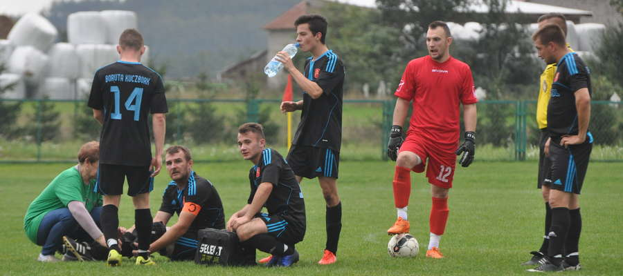 Wkra Żuromin wygrała ligowe derby z Wkrą Bieżuń