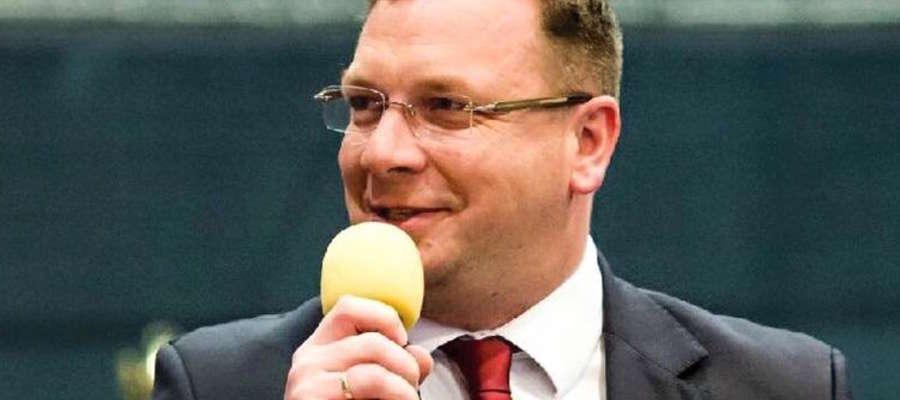Michał Wójcik - Sekretarz Stanu w Ministerstwie Sprawiedliwości